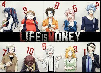 Life is Money manga