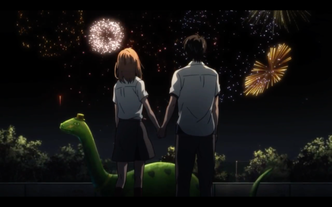 Naho and Kakeru Orange fireworks.png