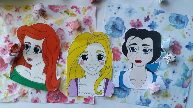 Disney Princess Kawaii Sticker.jpg