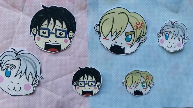 Yuri On Ice Cast Sticker.jpg