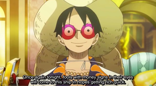 One Piece Gold Luffy money.jpg