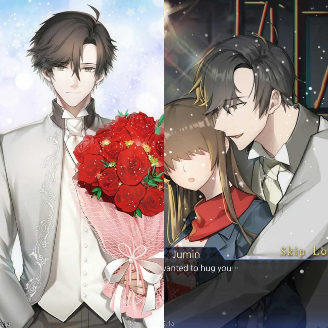 Mystic Messenger Christmas Dlc Review Endings Two Happy Cats