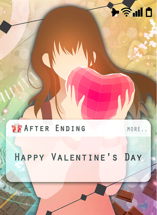 Mystic Messenger Valentine S After Endings Review Two Happy Cats