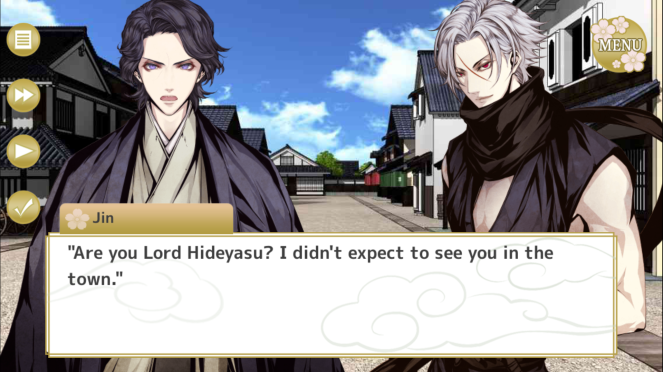 Hideyasu Jin My Ninja Romance.png