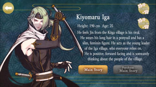 Kiyomaru My Ninja Romance info.png