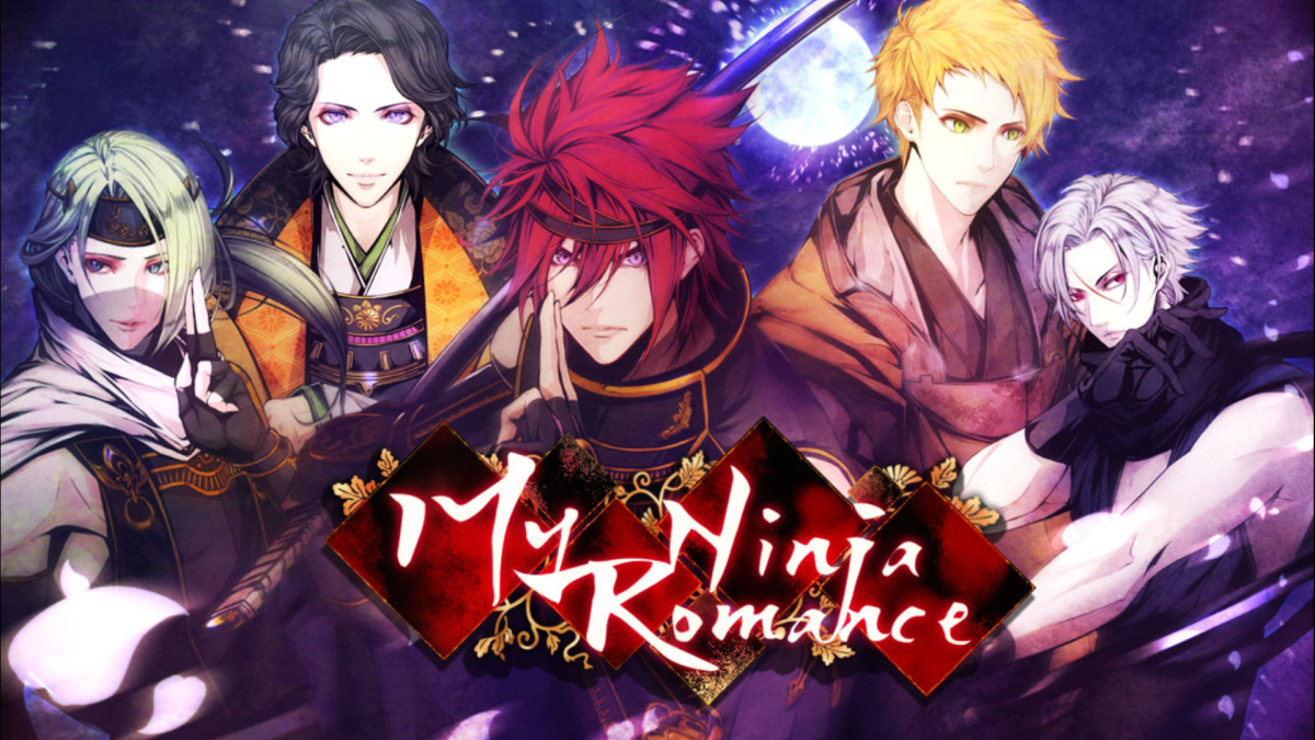 My Ninja Romance Otome Ippei Walkthrough Impressions Two Happy Cats
