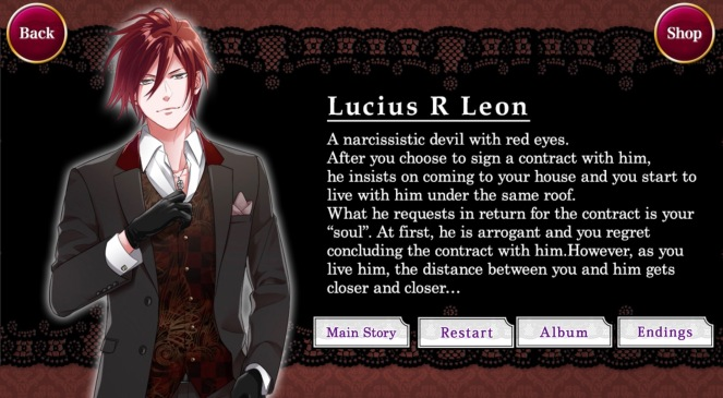 My Devil lovers Genius Inc Lucius R Leon.jpg