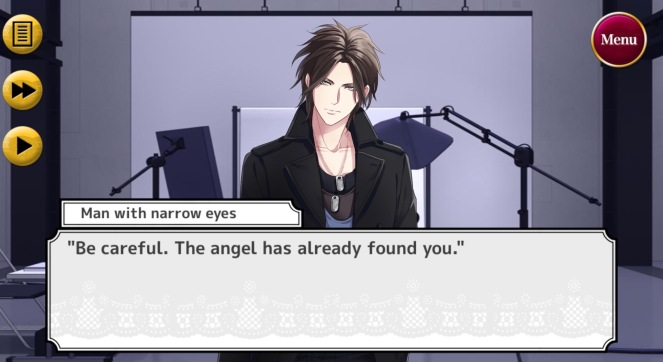 My Devil lovers otome angel
