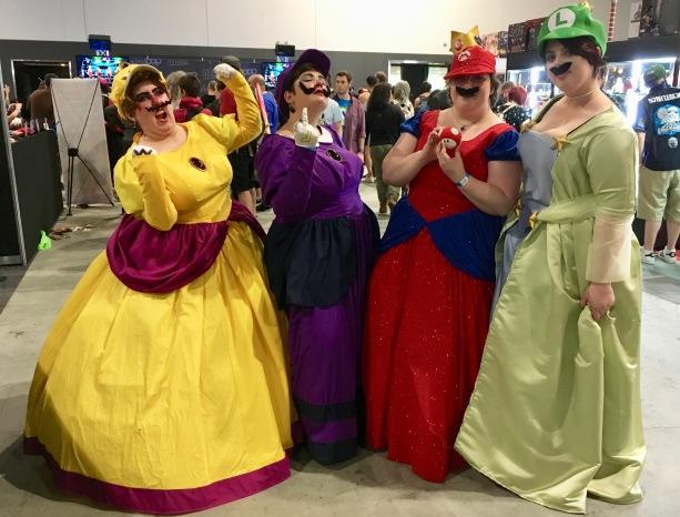 Oz Comic Con 2017 2