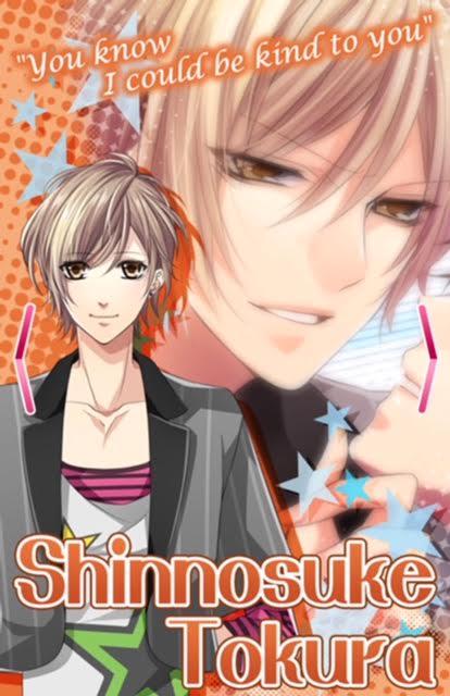 Blaze Love to thet op Shinnosuke Tokura