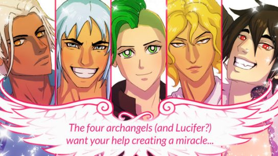 Miraclr Divine Dating Sim Review
