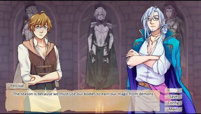 My Magical Demon Lover Percival Yaoi Press Games Demo.jpg