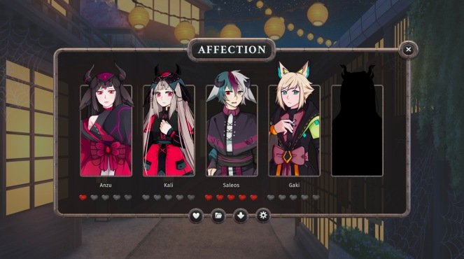 Seven Districts of Sin the tail makes ther fox review affection