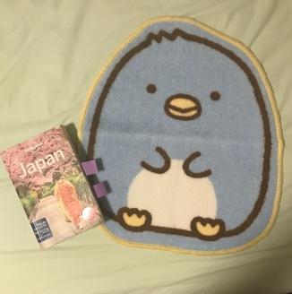 Sumikko Gurashi Penguin Bathmat Review Aitai Kuji