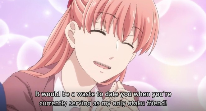 It's difficult to love an otaku episode 1 anime cute.jpg
