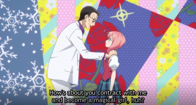 Mahou Shoujo Ore Anime Review Episode 1.jpg