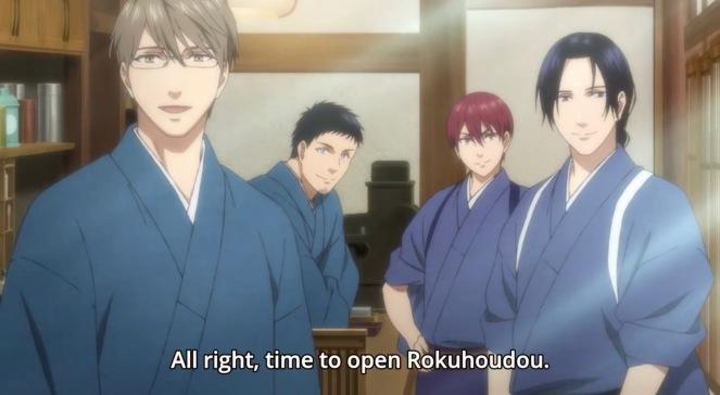 Rokuhoudou Yotsuiro Biyori episode 1 anime.jpg