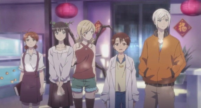 Shiyan Pin Jiating episode 1 anime review