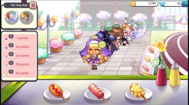 Mandrake Town hot dog mini game review.jpg
