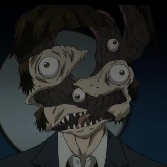 Parasyte the Maxim Shimada reveal face