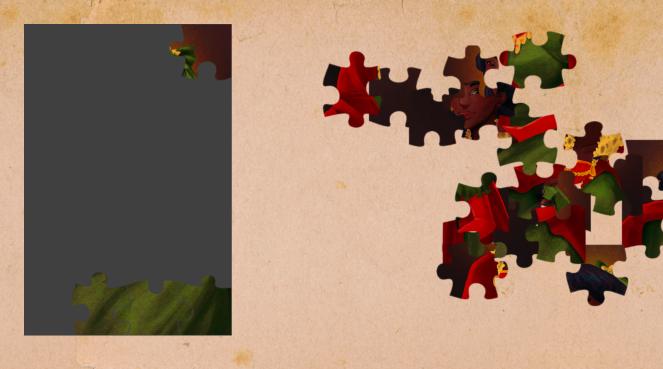 Chronotopia Puzzle