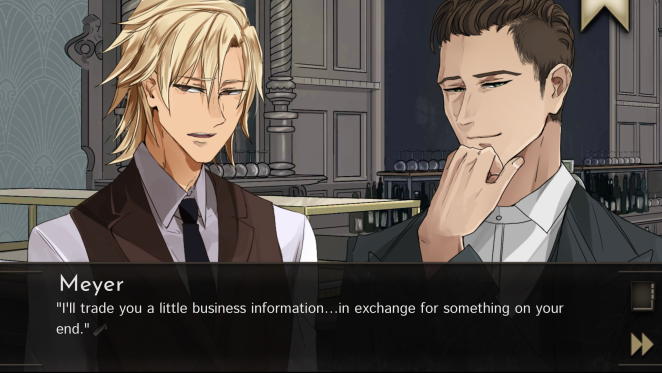 Your Dry Delight Visual Novel Review