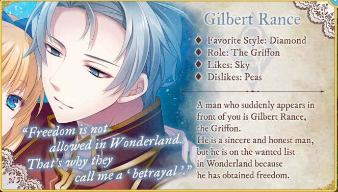 Gilbert Rance Shall we Date