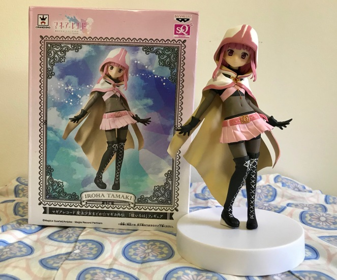 Iroha Tamaki SQ figurine review