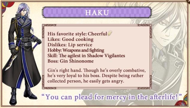Haku Walkthrough Ninja Shadow