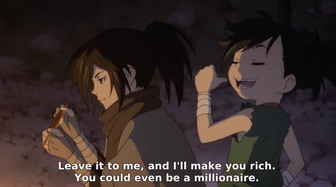 Dororo episode 2 anime