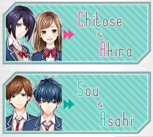 first love story routes
