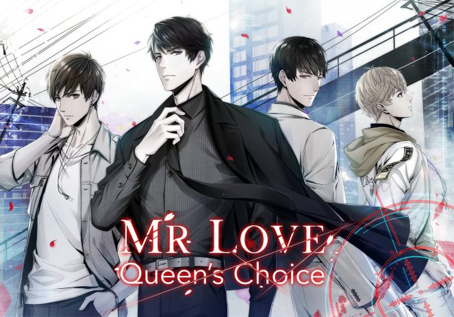 Mr Love Queen's choice love interests