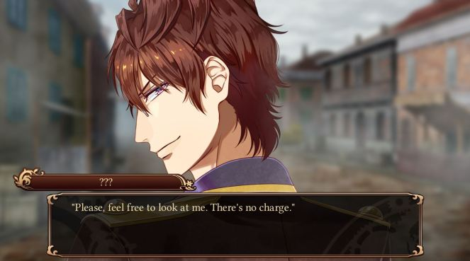 Steam prison otome review