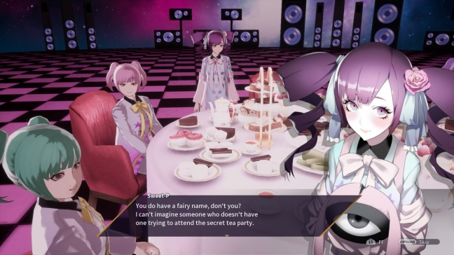 Sweet P The Caligula Effect Overdose Review