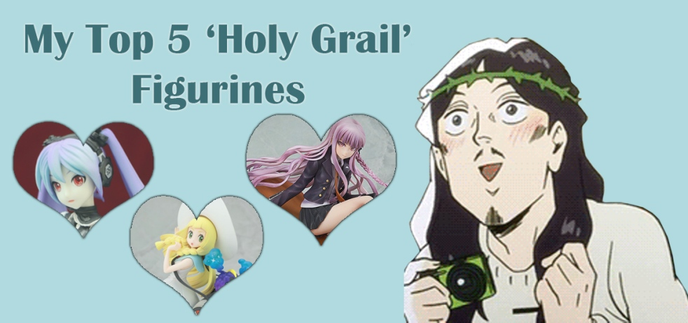 Top 5 Holy Grail Figurines