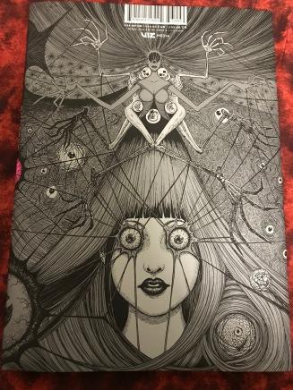 The Art of Junji Ito Twisted Visions art book