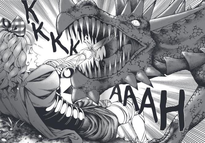 Sword Princess Amaltea manga