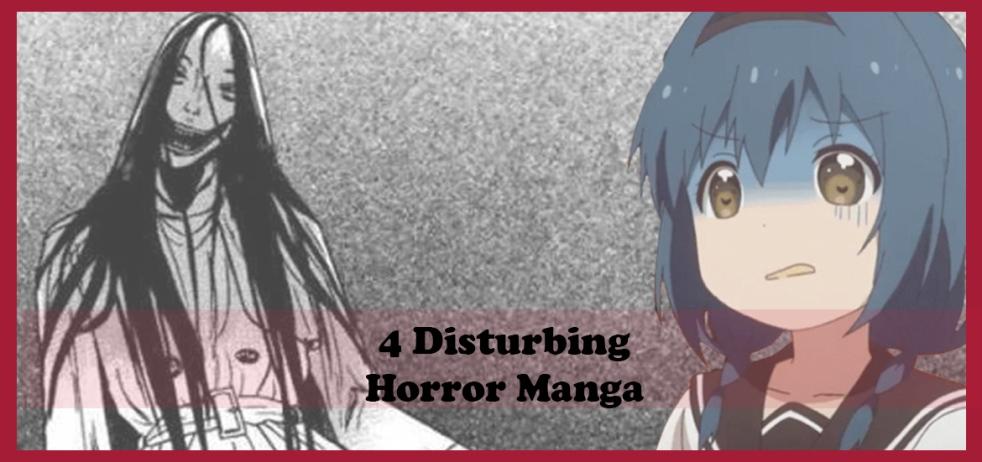 scary horror manga