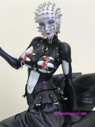 Pinhead figure