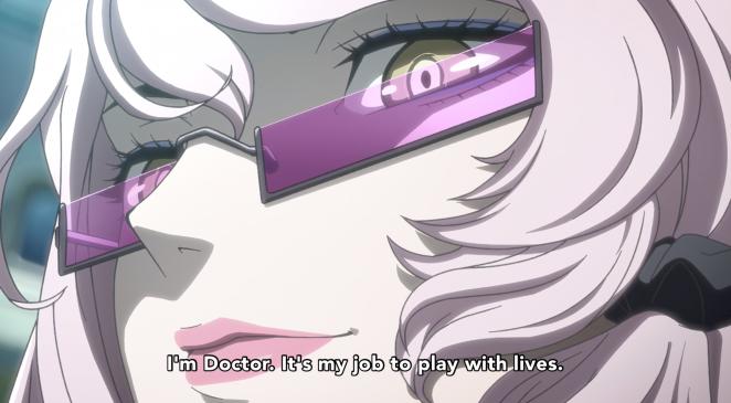 Akudama Drive Doctor