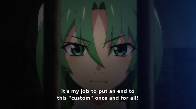 Higurashi When They Cry 2020 Mion