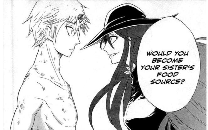 Pupa Manga review