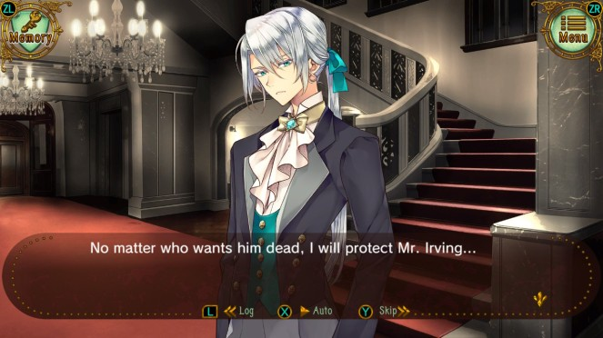 Gothic Murder VN review