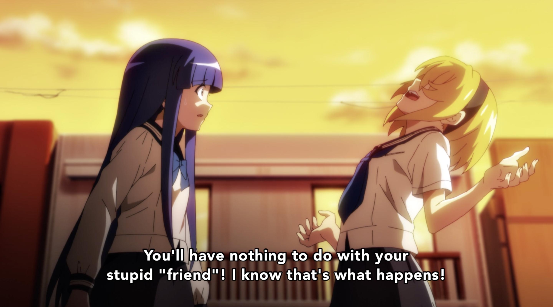 Higurashi Gou episode ===