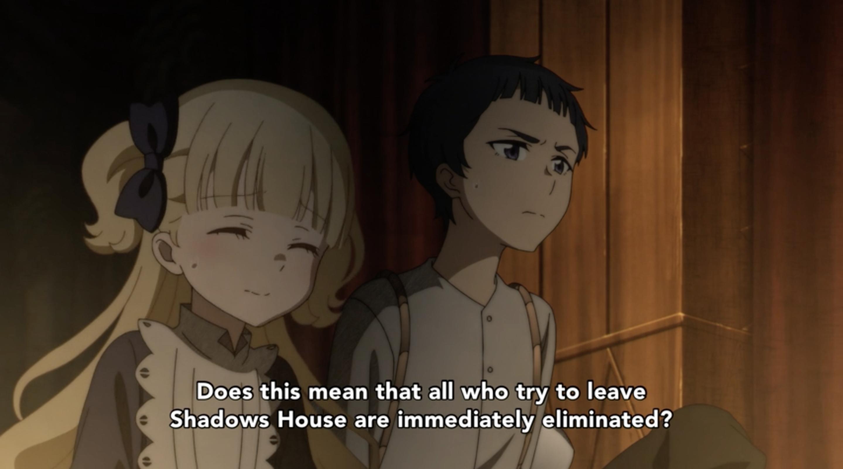 Shadows House Shaun Emilico