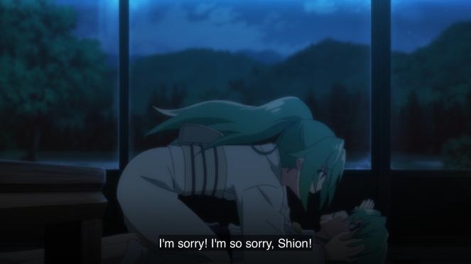 Higurashi Sotsu episode 5